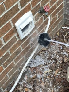 brentwood dryer vent cleaning